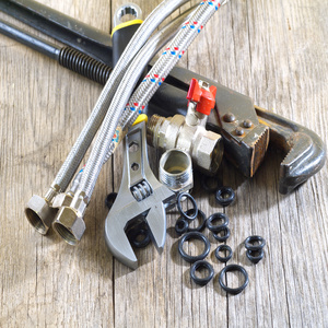 plumbing accessories  and tools